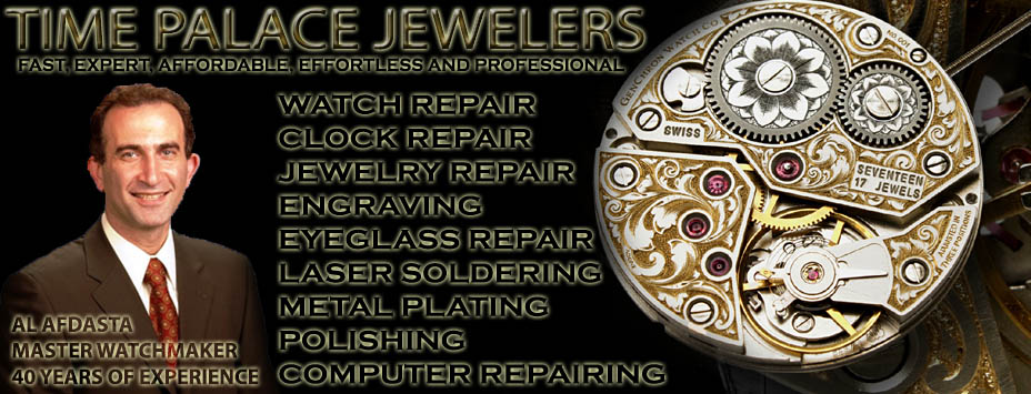 Watch Repair Tustin