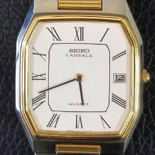 Seiko Lassale overhaul and repair #watchrepair