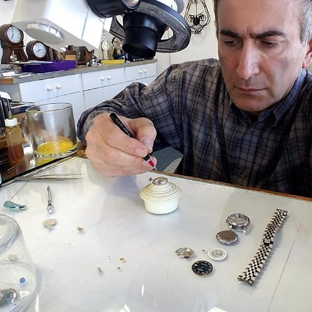 Rolex Watch Repair and Overhaul #watchrepair