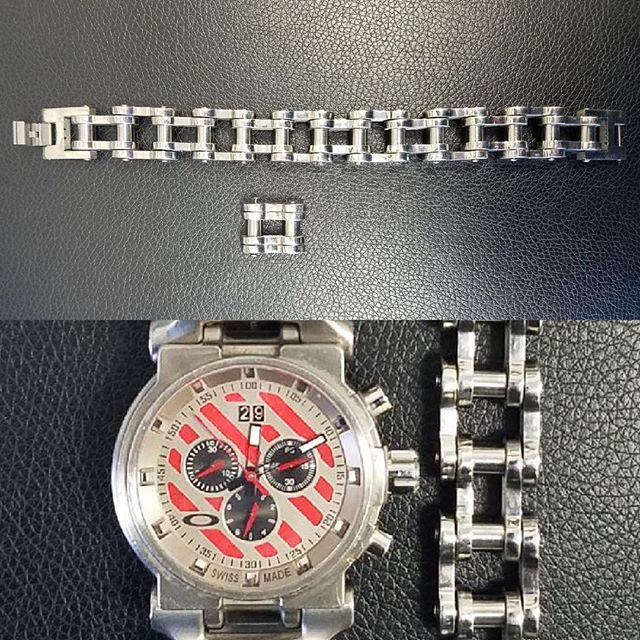 Watch Link Removal #watchrepair
