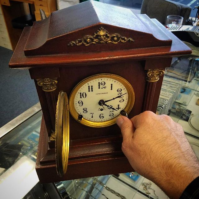 Antique Clock Repair #watchrepair