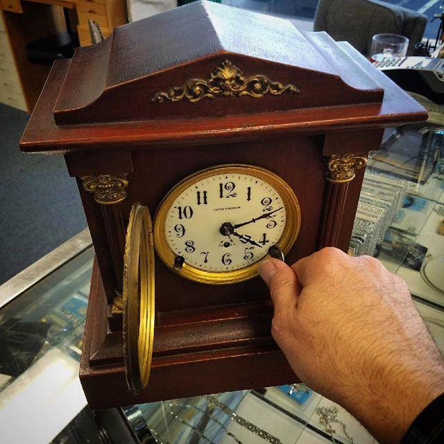 Antique Clock Repair #watchrepair