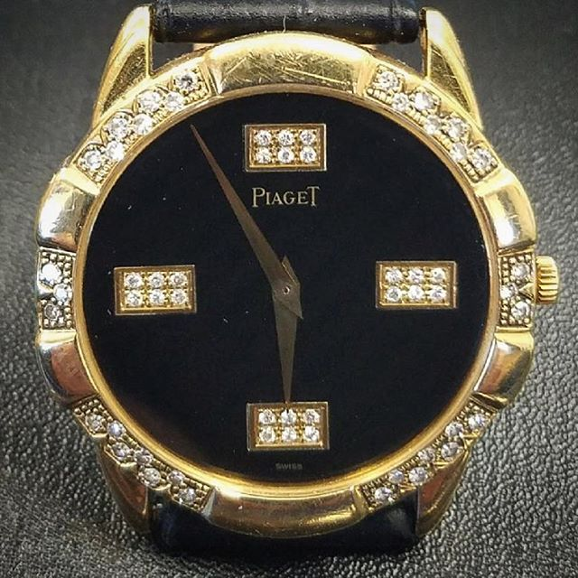Piaget Watch Battery Replacement #watchrepair