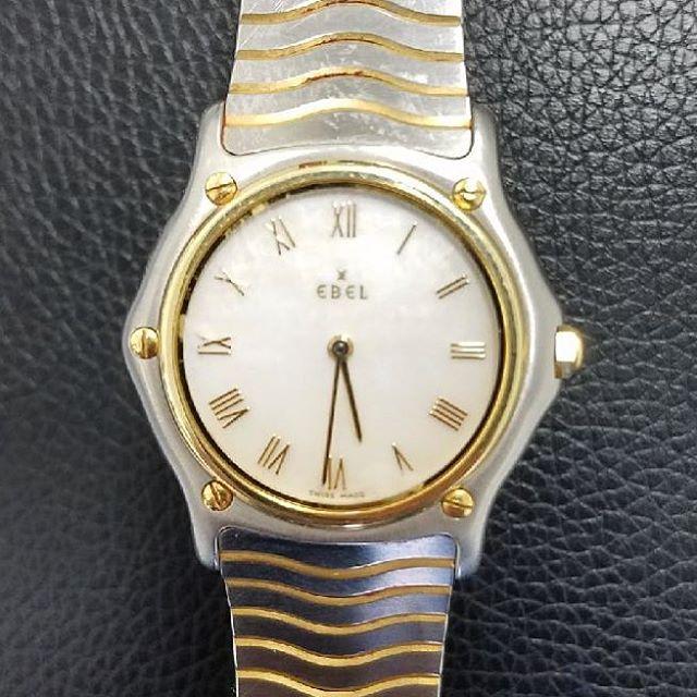 Ebel Watch Repair and Polishing Time #watchrepair