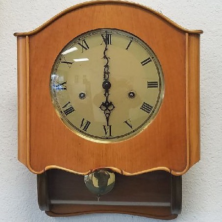 Old Wall Clock Repair #watchrepair