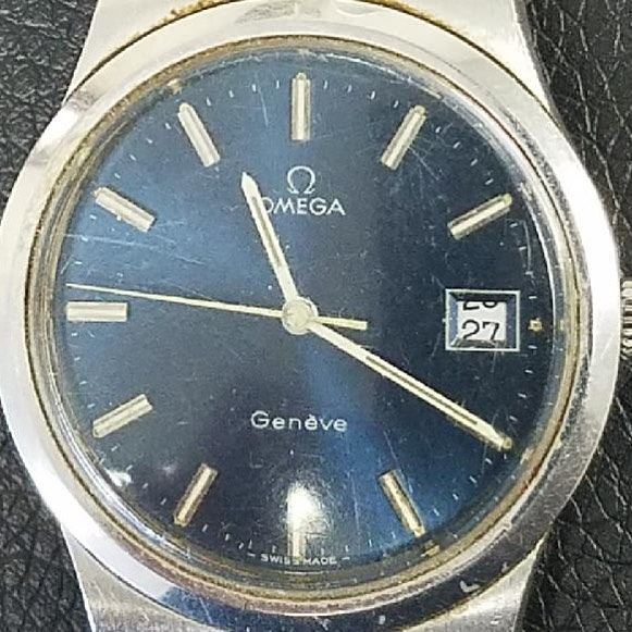 Time to Polish and Repair this Omega #watchrepair