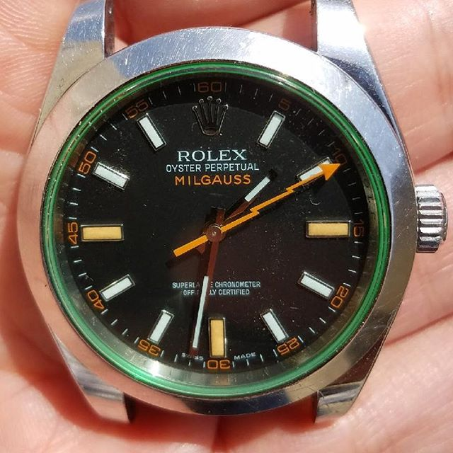 Rolex Milgauss Overhaul and Repair #watchrepair