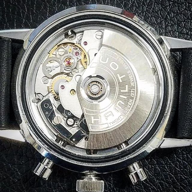 Hamilton Watch Overhaul and Repair #watchrepair