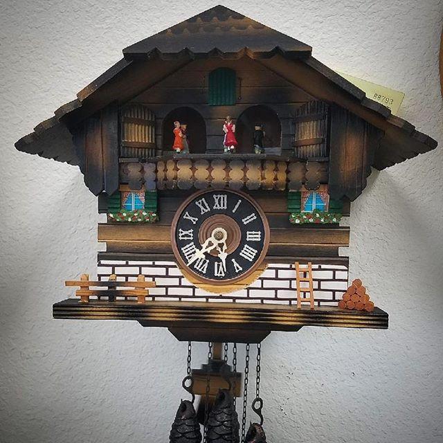 Beautiful Cuckoo Clock Repair #clockrepair #watchrepair