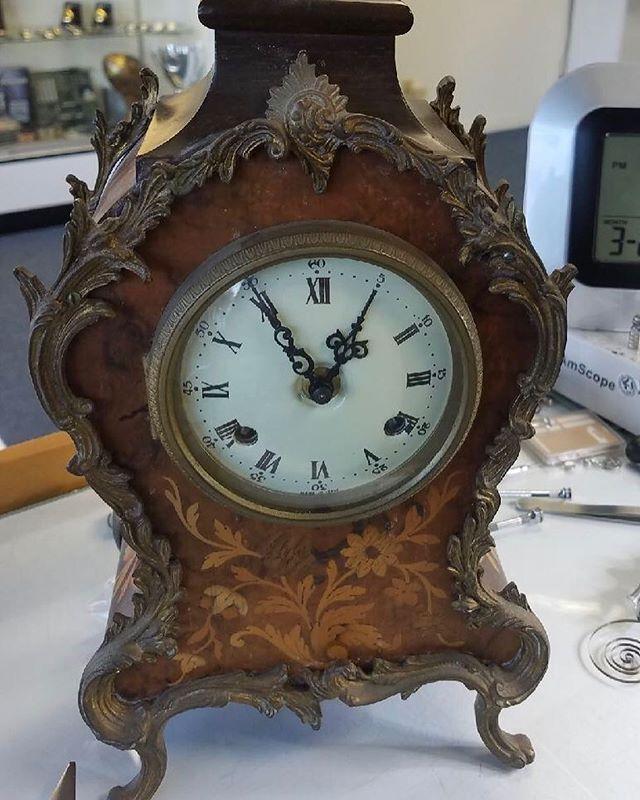 Antique Old Clock Overhaul and Repair #watchrepair