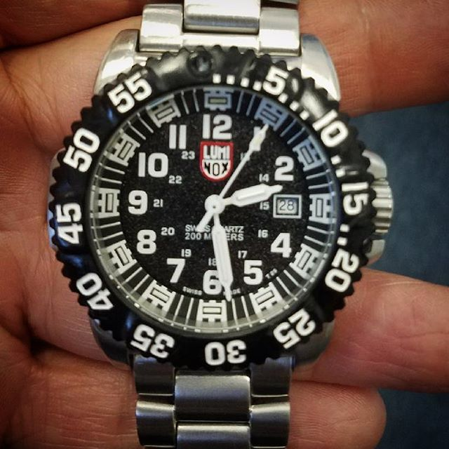 Luminox Watch Repair #watchrepair #luminox