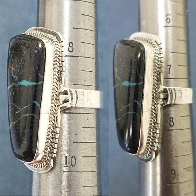 Silver Ring Resizing #jewelry #watchrepair