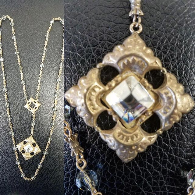 Diamond Necklace Jewelry Repair #watchrepair